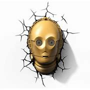 3D Deco Light - C-3PO