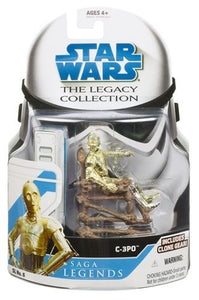 C-3PO Ewok Chair SL06 Legacy 2008