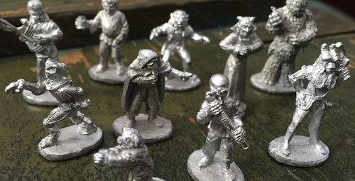 Gaming Miniatures 25mm