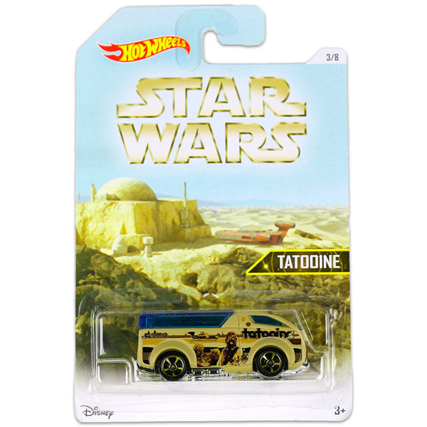 HW Tatooine The Vanster 3/8 2015