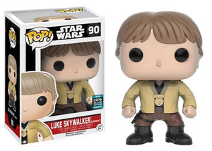Pop 90 Luke Skywalker (Ceremony) 2016 Galactic Conv Excl