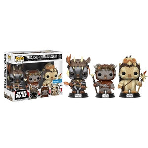 Pop 3pack Teebo, Chief Chirpa & Logray 40th Anniversary