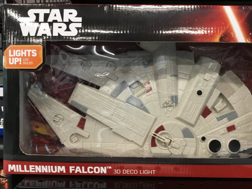 3D Deco Light - Millennium Falcon