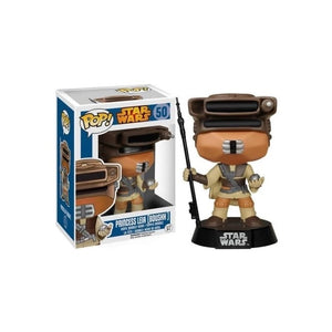 Pop 50 Princess Leia (Boushh)