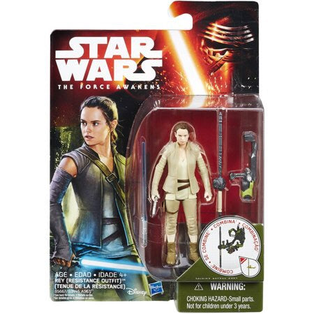 Rey (Resistance Outfit) TFA 2015