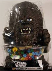 Chewbacca Candy Bowl