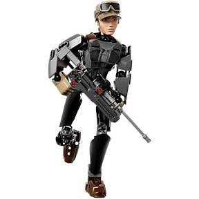 Lego 75119 Sergeant Jyn Erso Buildable Figures