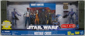 Bounty Hunters Hostage Crisis TCW 2010
