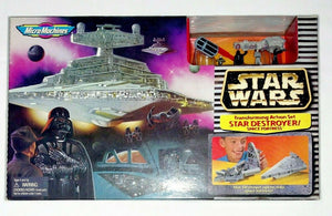 Star Destroyer Space Fortress MicroMachines Playset