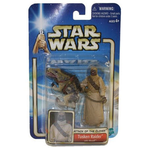 Tusken Raider with Massiff 0252 AOTC