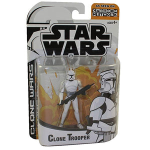 Clone Trooper Cartoon Network 2005