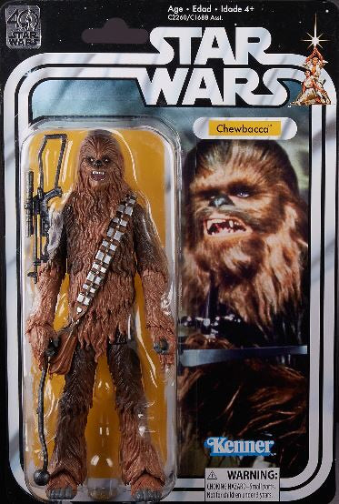 BS6 ANH 40th Anniversary Chewbacca
