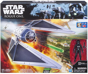 Tie Striker with Imperial Tie Fighter Pilot Rogue One 2016
