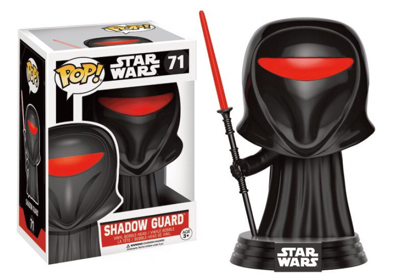 Pop 71 Legends: Shadow Guard Walgreens Excl