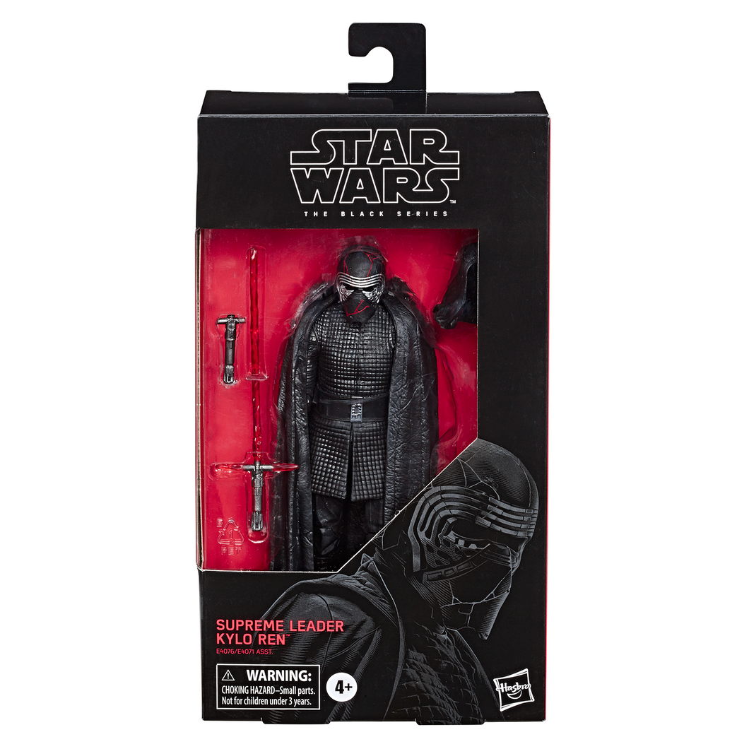 BS6 90 Supreme Leader Kylo Ren