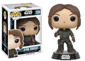 Pop 138 Jyn Erso Rogue One