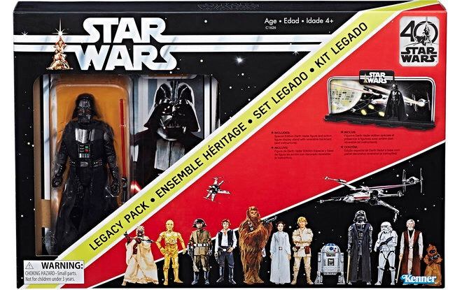 BS6 ANH 40th Anniversary Legacy Pack Darth Vader