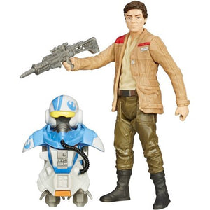 Poe Dameron Armor UP Space Mission TFA 2015
