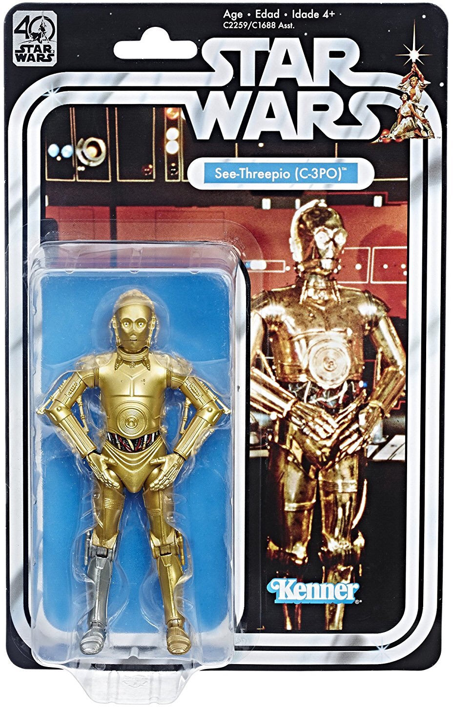 BS6 ANH 40th Anniversary See-Threepio (C-3PO)