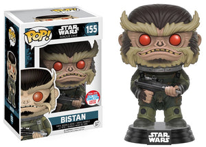 Pop 155 Bistan Rogue One NYCC Ltd Ed 2016