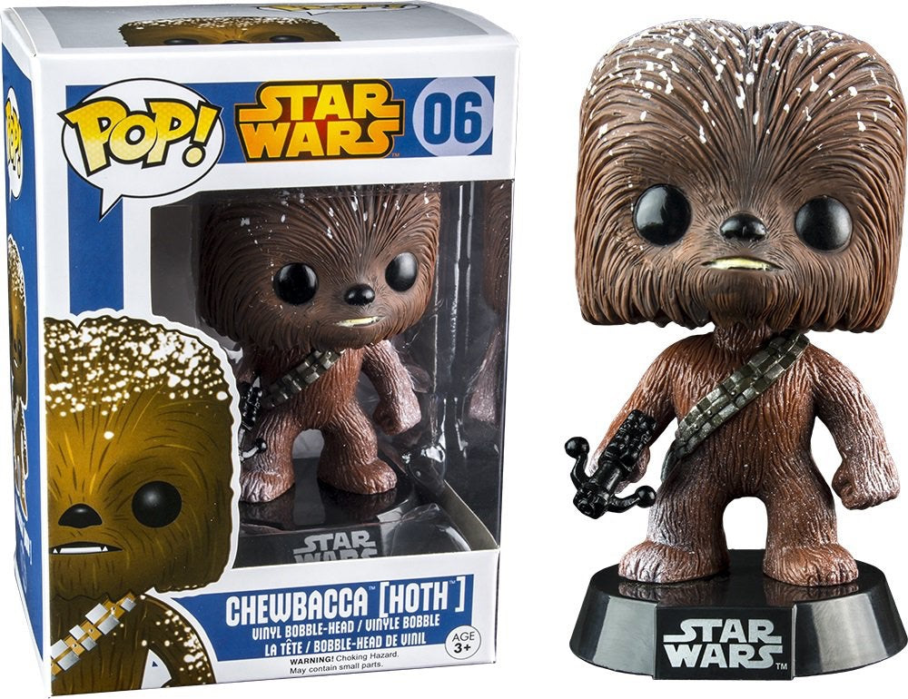 Pop 06 Chewbacca (Hoth) GS Excl