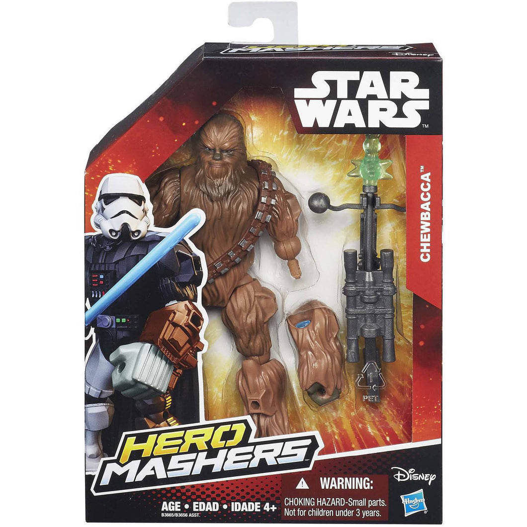 Hero Mashers Chewbacca