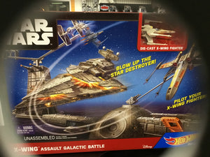 HW X-Wing Assault Galactic Battle Play Set 2014