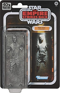 BS6 40th Anniversary Han Solo (Carbonite)