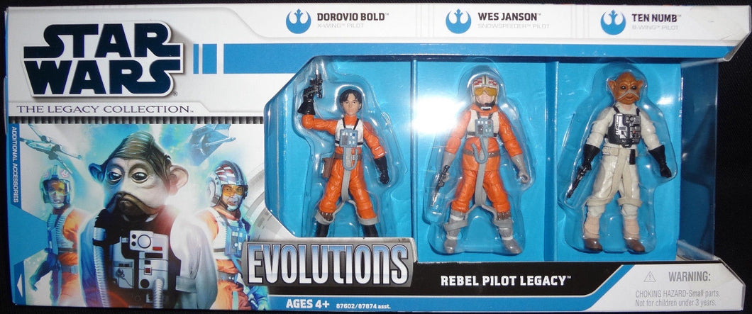 Rebel Pilot Legacy Series I Evolutions 2008