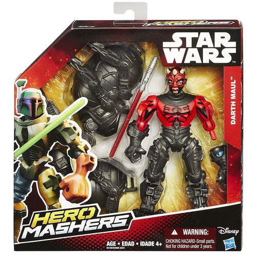 Hero Mashers Darth Maul