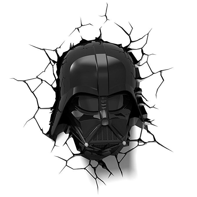 3D Deco Light - Kylo Ren
