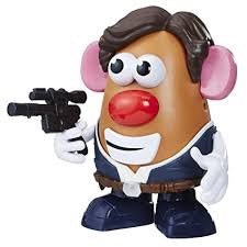 Mr. Potato Head Han Spud-Lo