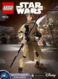 Lego 75113 Rey Buildable Figure