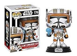 Pop 176 Clone Commander Cody Wlgn Excl