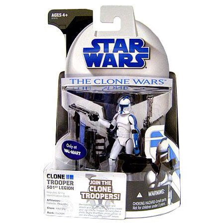 Clone Trooper 501st Legion Clone Wars 2007