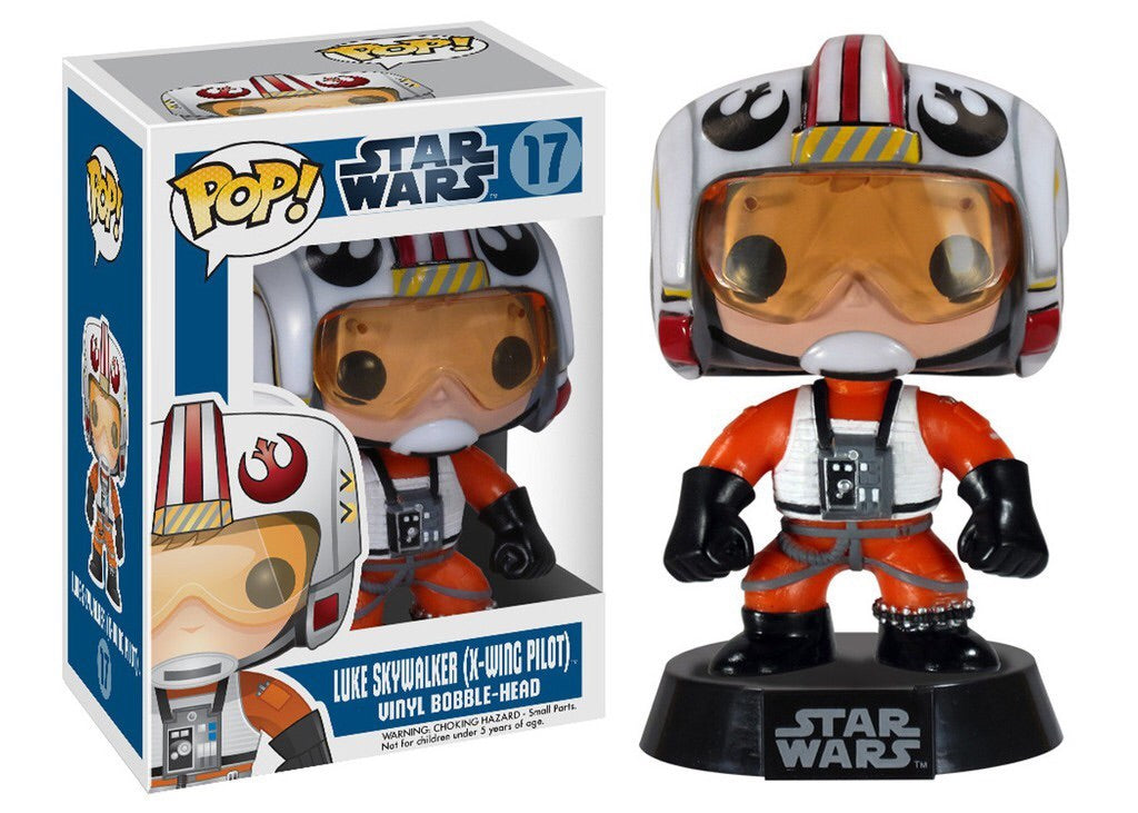 Pop 17 Luke Skywalker (X-wing pilot)