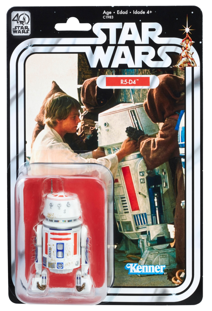 BS6 R5-D4 40th Anniversary