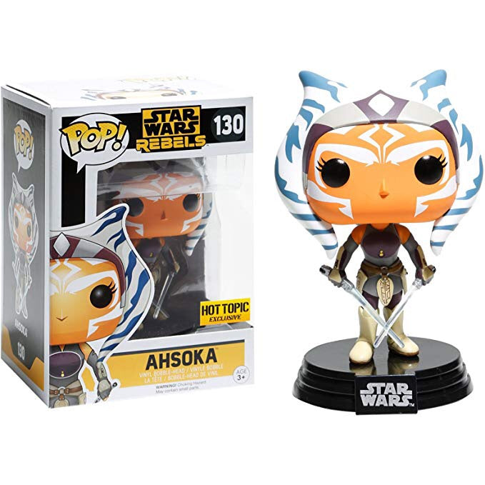 Pop 130 Ahsoka Rebels HT Excl