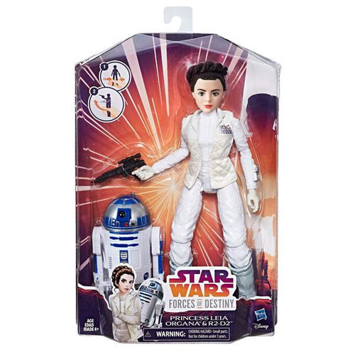 Princess Leia & R2-D2 Forces of Destiny