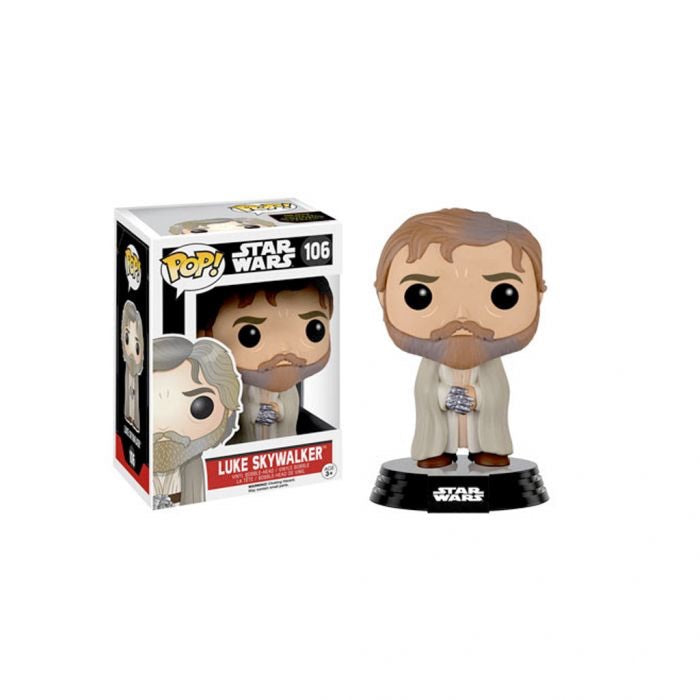 Pop 106 Luke Skywalker (Jedi Master) TFA