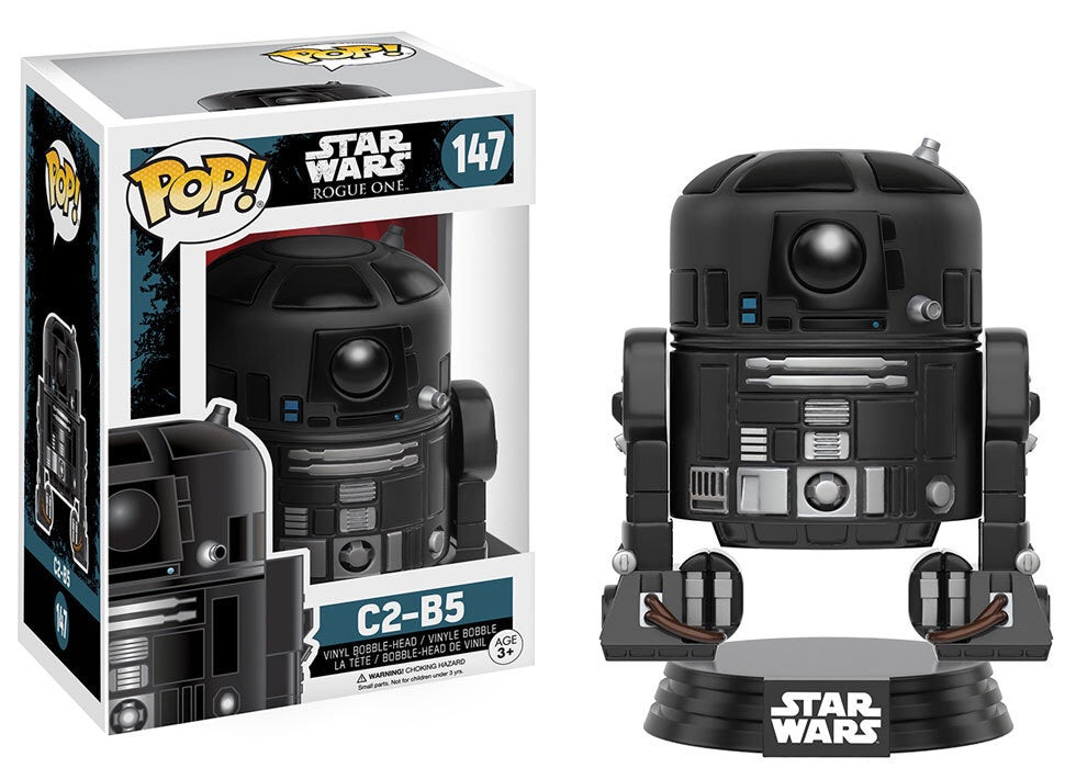 Pop 147 C2-B5 Rogue One