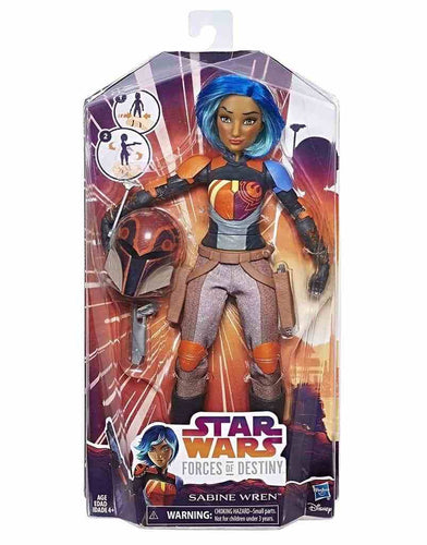 Sabine Wren Forces of Destiny