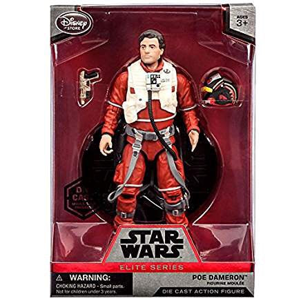 Poe Dameron Elite Series