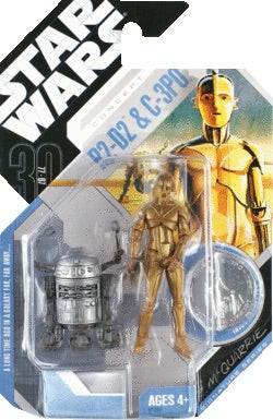 Concept R2-D2 and C-3PO 30th Signature Series 2007