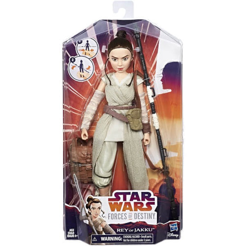 Rey of Jakku Forces of Destiny