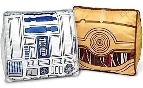 Pillow - R2-D2 OR C-3PO