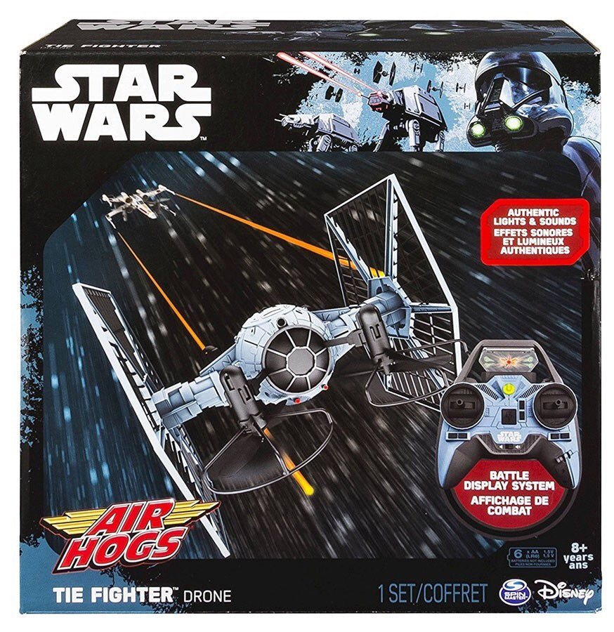 R/C Air Hogs Tie Fighter