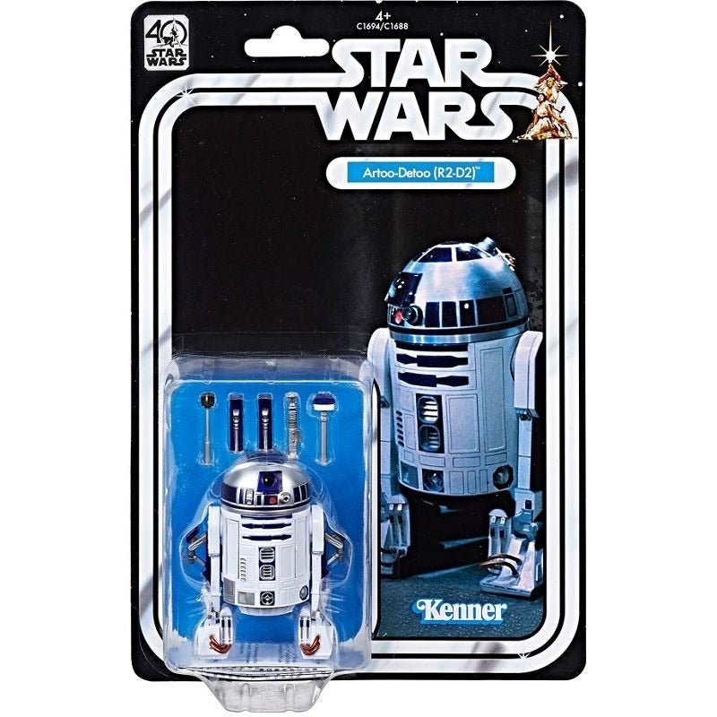 BS6 Artoo-Detoo (R2-D2) 40th Anniversary