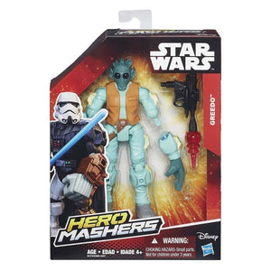 Hero Mashers Greedo
