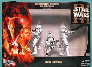 Commemorative ROTS Coll 3of3 Clone Troopers 2005